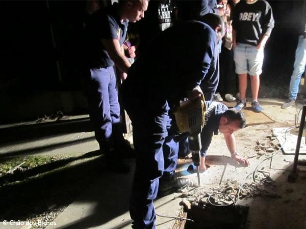 fotos conas bombeiros odivelas
