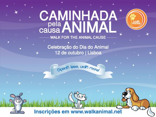Foto Caminhada pela causa animal - Lisboa