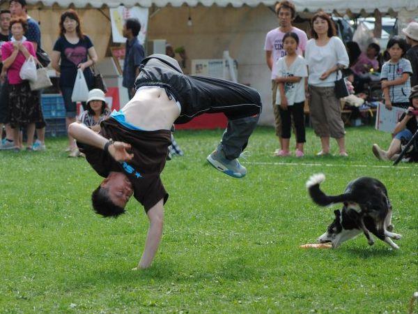 Disc Dog Freestyle