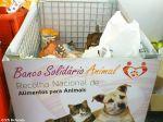 Banco Solidário Animal organiza recolha de alimentos