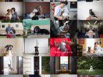 Fotógrafo apresenta 50 histórias de adopção