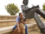 Hospital brasileiro aceita que animais visitem aos seus donos internados