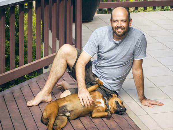 Foto Ligação Homem-Cão: benefícios fisiológicos