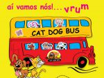 O CAT DOG BUS está a chegar