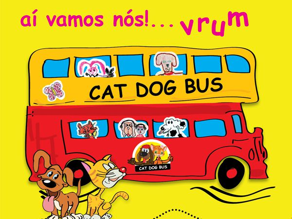 Foto O CAT DOG BUS está a chegar